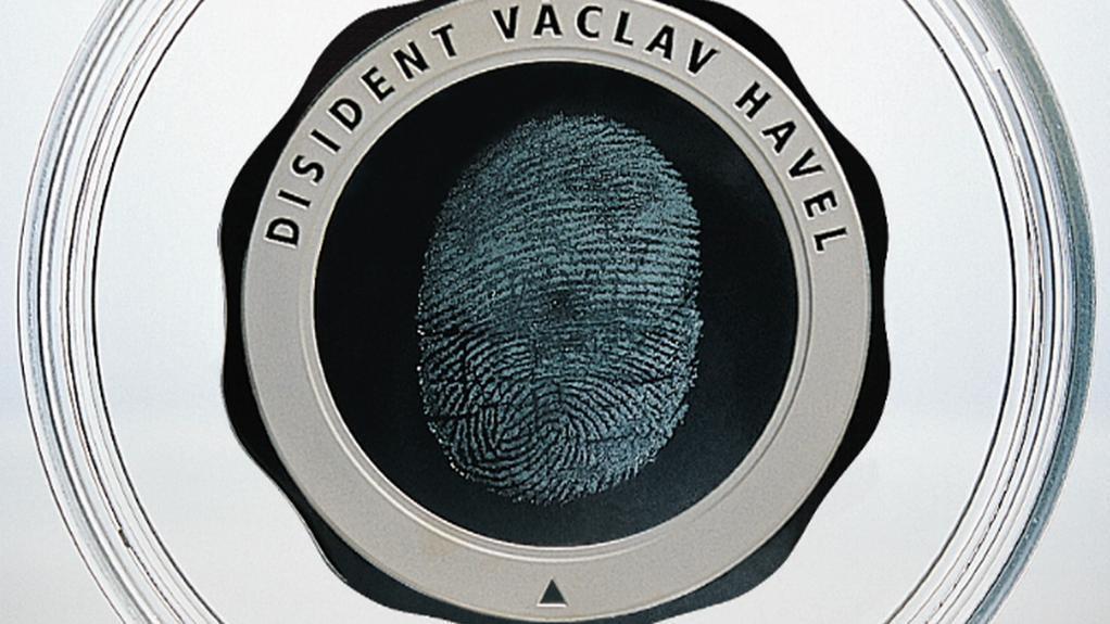 Medaile Václav Havel