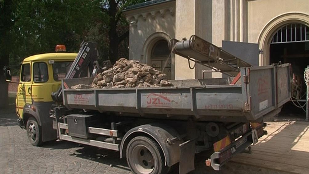 Začala oprava brněnského židovského hřbitova