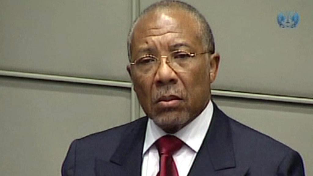 Charles Taylor před soudem