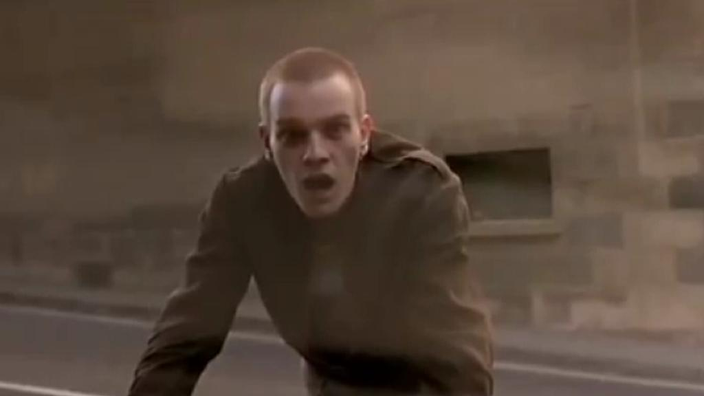Trainspotting (Ewan McGregor)