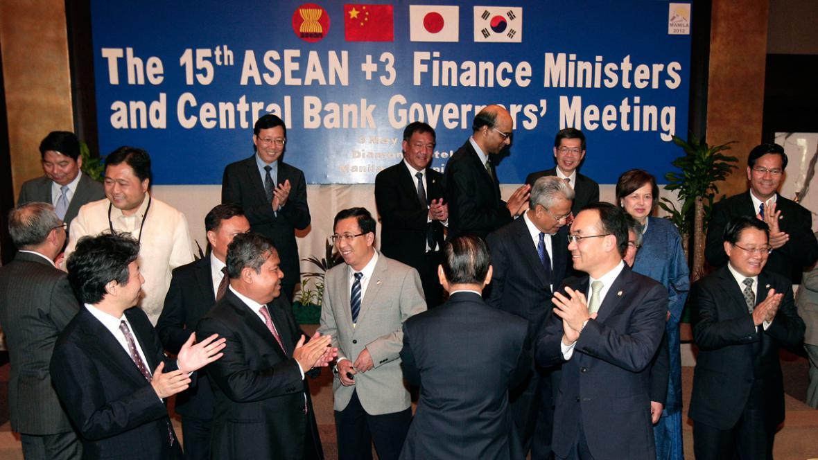 Zasedání rady guvernérů ADB