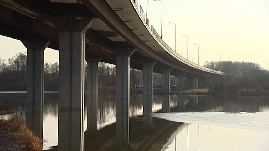 Most dálnice D1 v Ostravě
