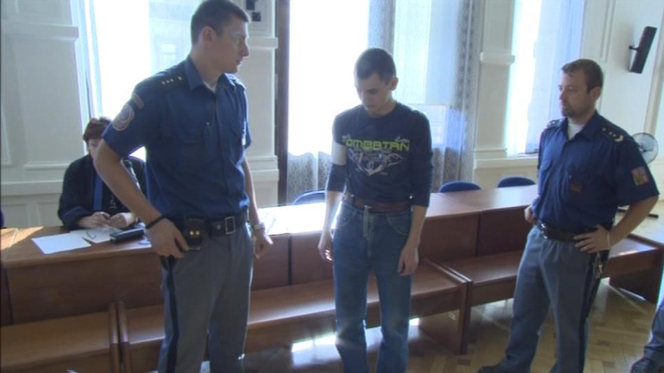 Oba mladíci se k činu přiznali