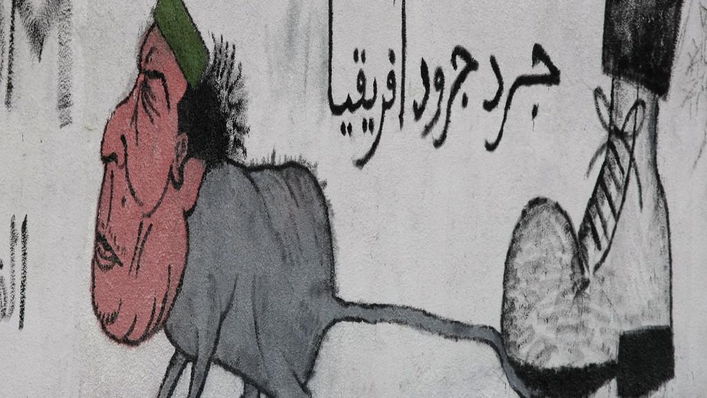 Krysa Kaddáfí