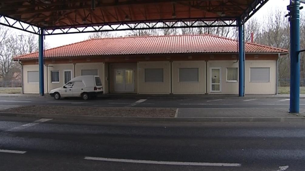 Bývalý celnice ve Strání