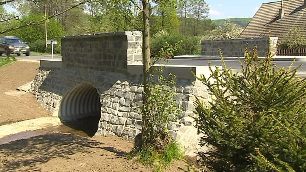 Most v Heřmanicích