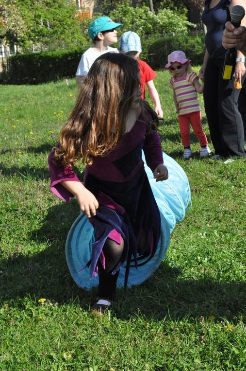 Slet čarodějnic v Lounech
