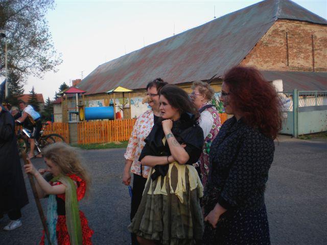 Čarodějnice v Košticích