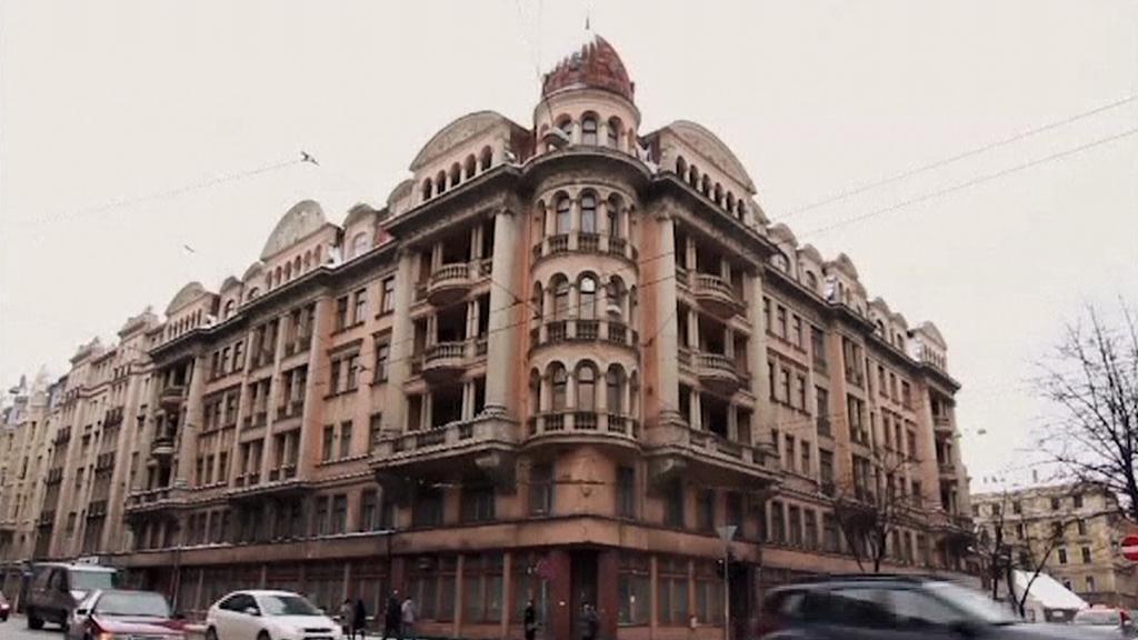 Sídlo KGB v Rize