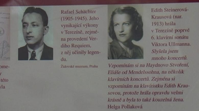 V Terezíně se dětem věnovala řada židovských umělců