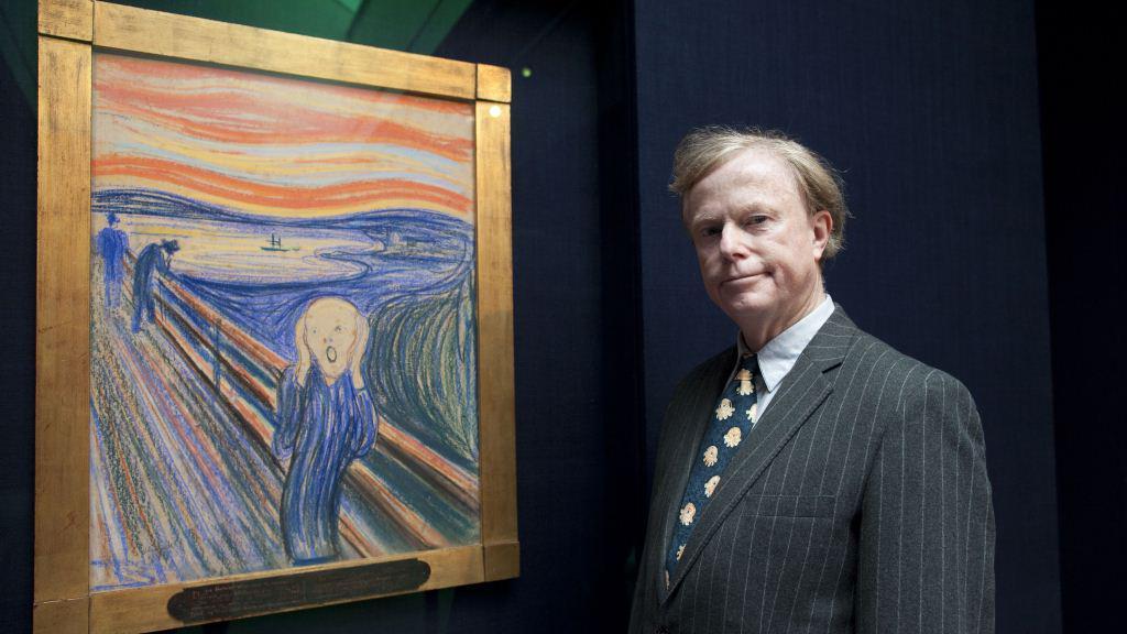 Petter Olsen a Výkřik Edvarda Muncha
