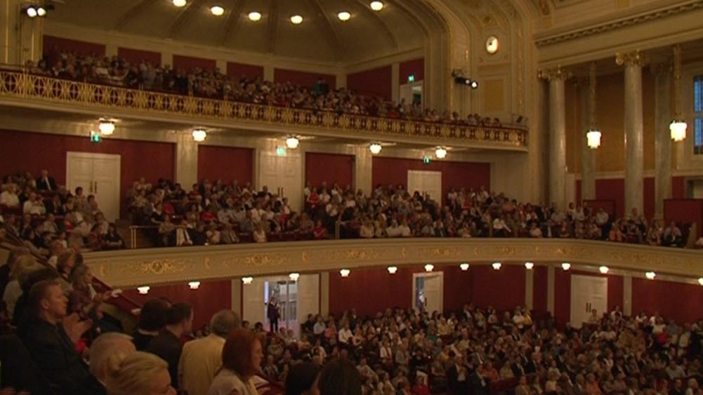Vídeňský Konzerthaus