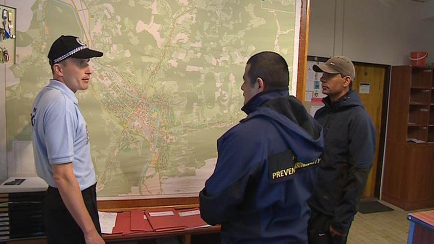 Městská policie ve Vsetíně má romskou posilu
