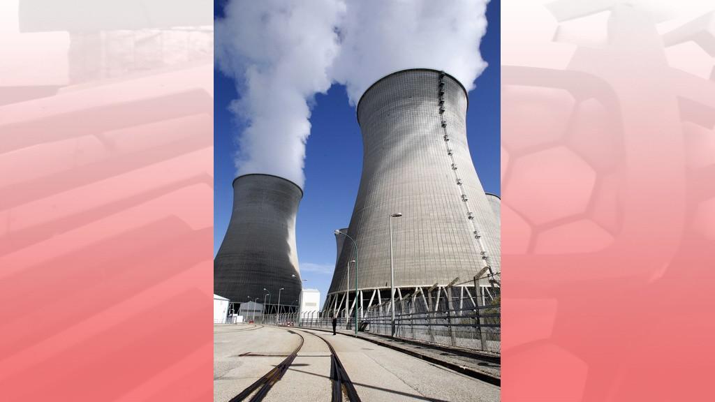 Jaderná elektrárna u města Bugey