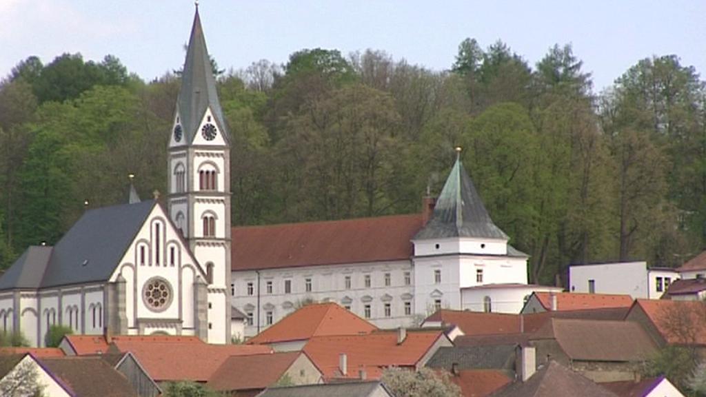 Opravený zámek rodu Lamberků