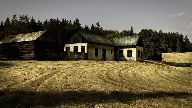 Vizualizace původních usedlostí