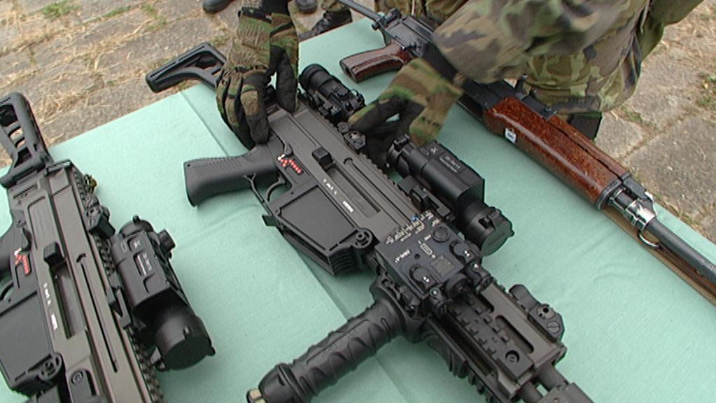 Útočná puška Bren