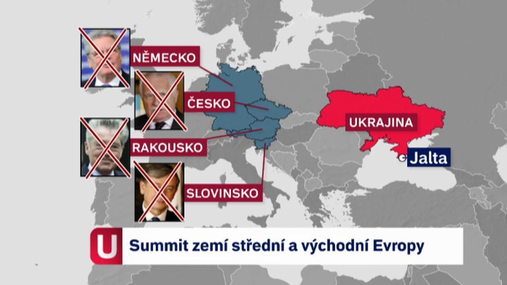 Kdo nepřijede na jaltský summit