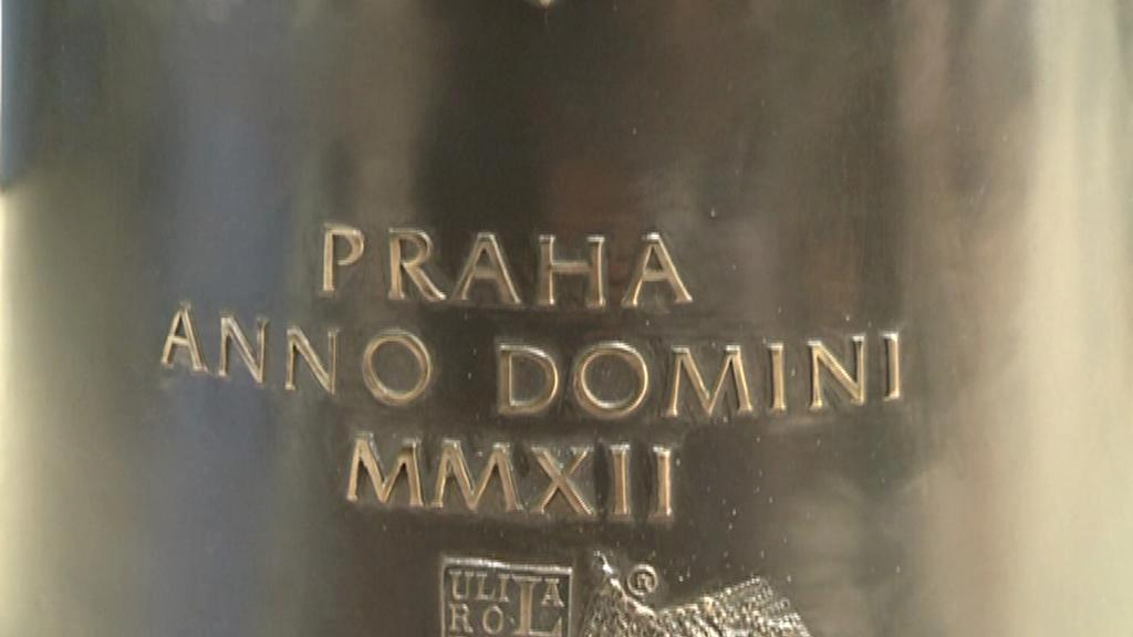 Zvon pro svatovítskou katedrálu