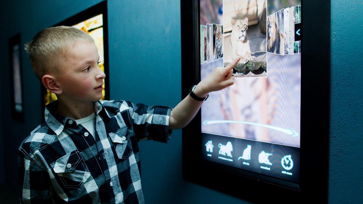 Pražská zoo otevřela nový pavilon šelem