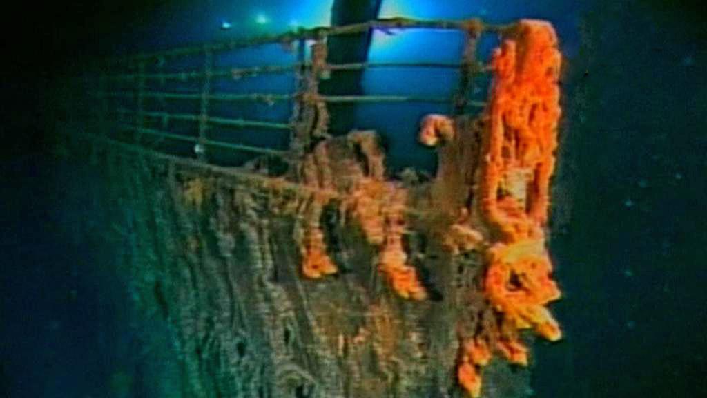Vrak Titaniku