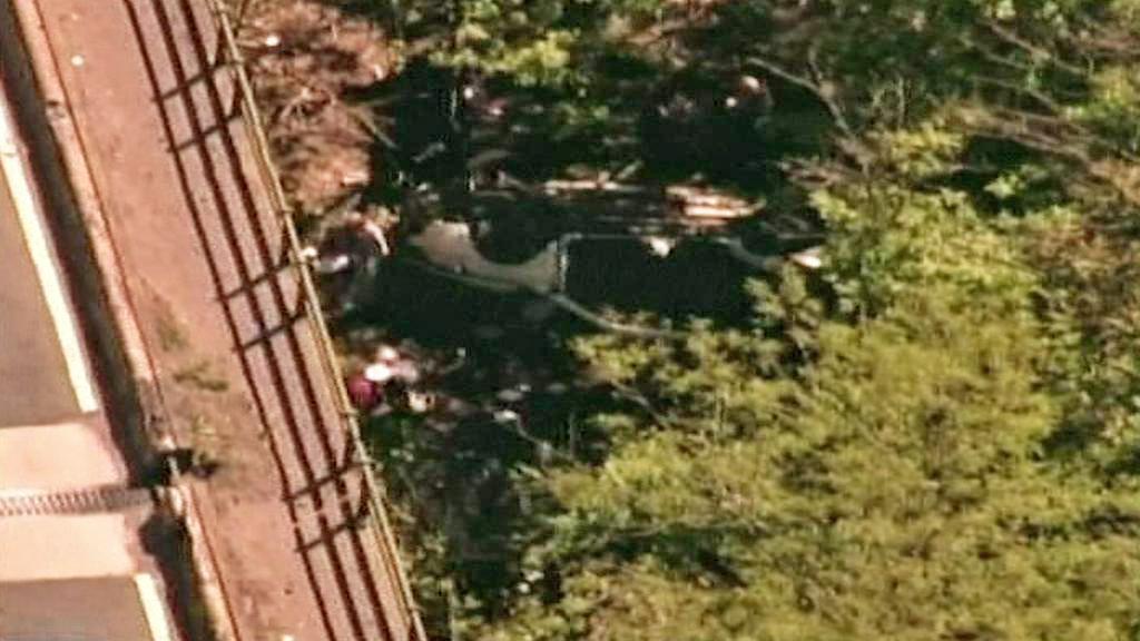 Tragická nehoda v Bronxu