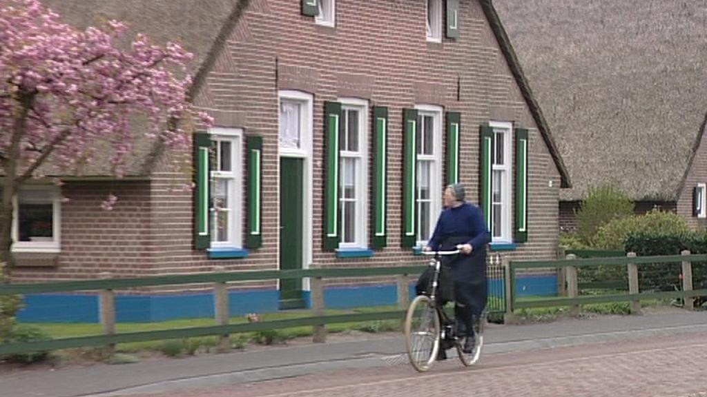 Nizozemská kalvinistická obec Staphorst