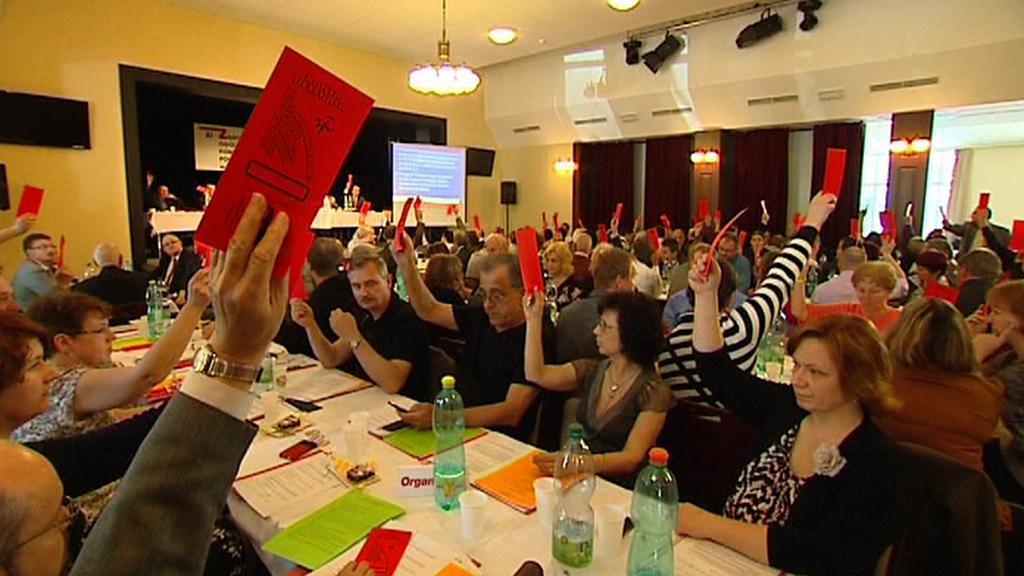 Hlasování Kongresu Poláků