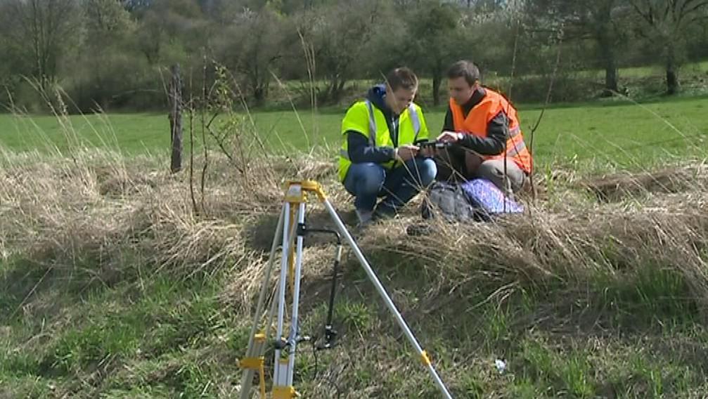Měření hlučnosti silnice s gumoasfaltovým povrchem