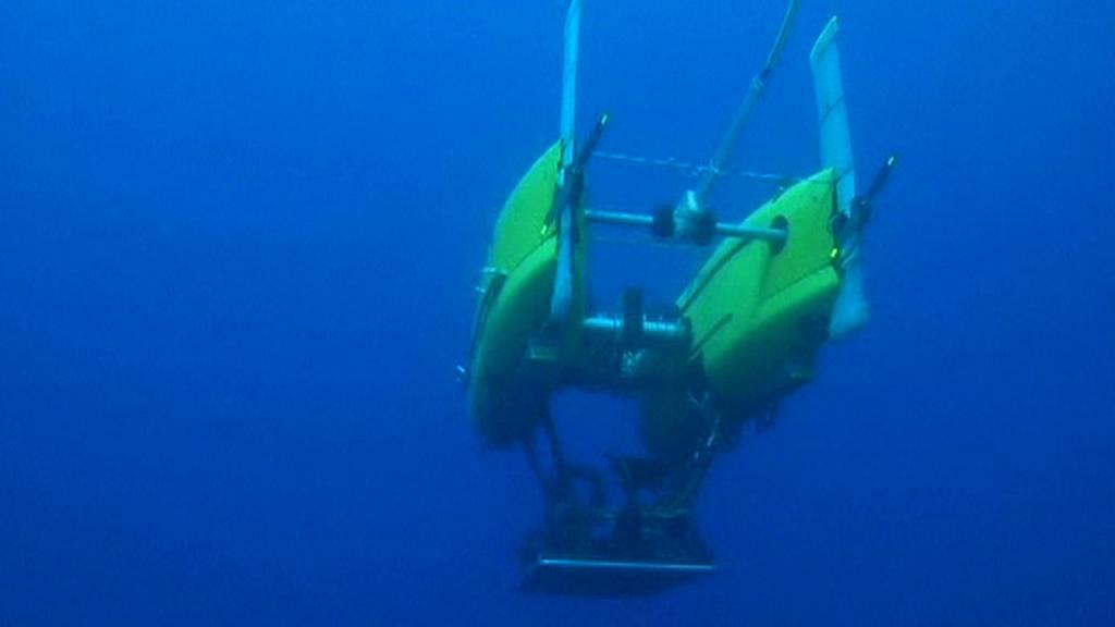 Ponorka Nereus