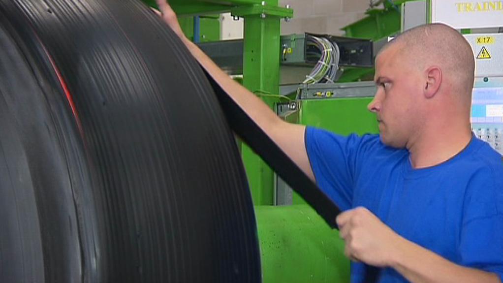 Výroba pneumatiky