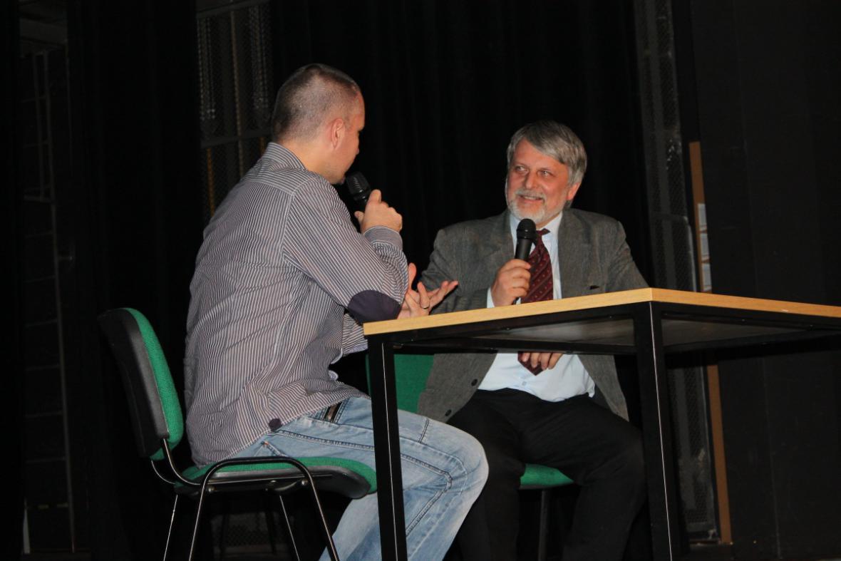 Z Krkonošského umělecko-mediálního festivalu