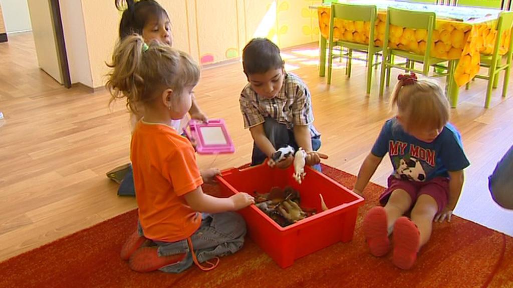 Školka azylového domu