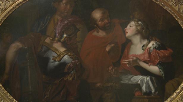 Jan Rudolf Bys / Penelope a její nápadníci