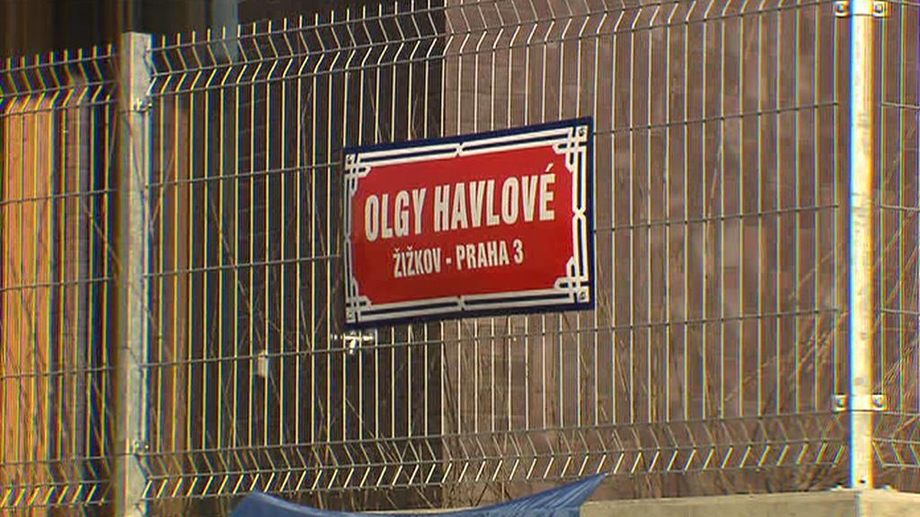 Ulice Olgy Havlové