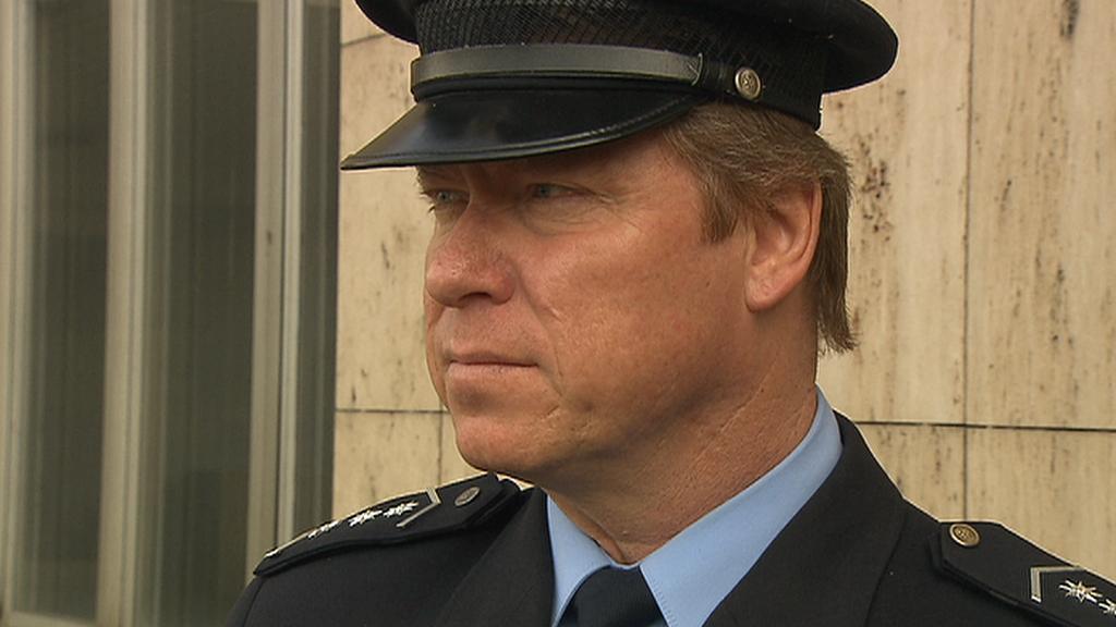 Bývalý policejní prezident Vladislav Husák