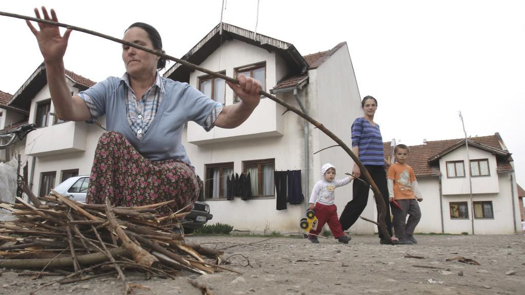 Obyvatelé Bosny