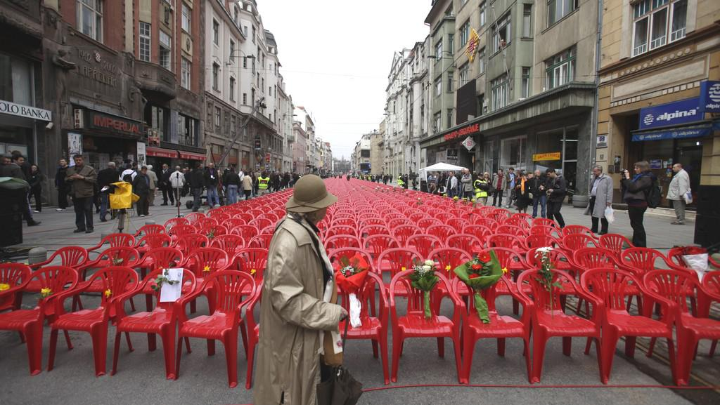 Sarajevo vzpomíná na oběti války