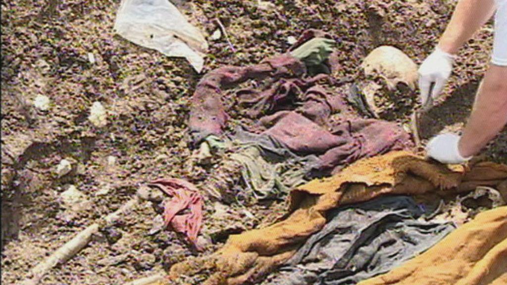 Masový hrob