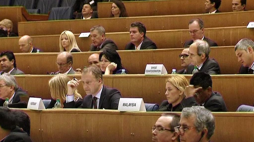 Dárcovská konference v Sarajevu