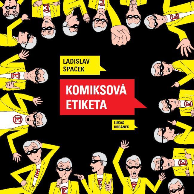 Ladislav Špaček / Komiksová etiketa