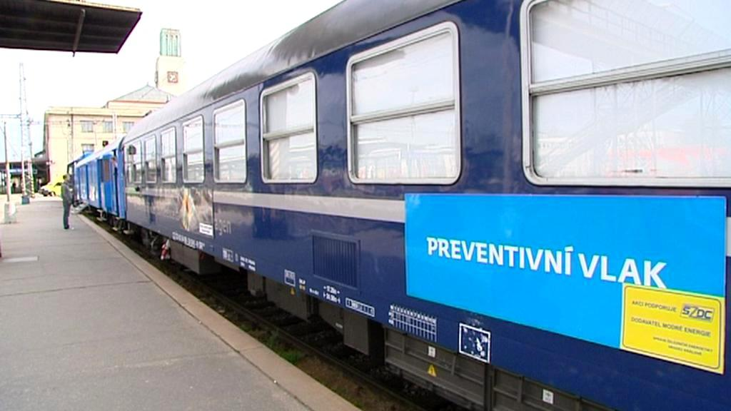 Preventivní vlak ČD