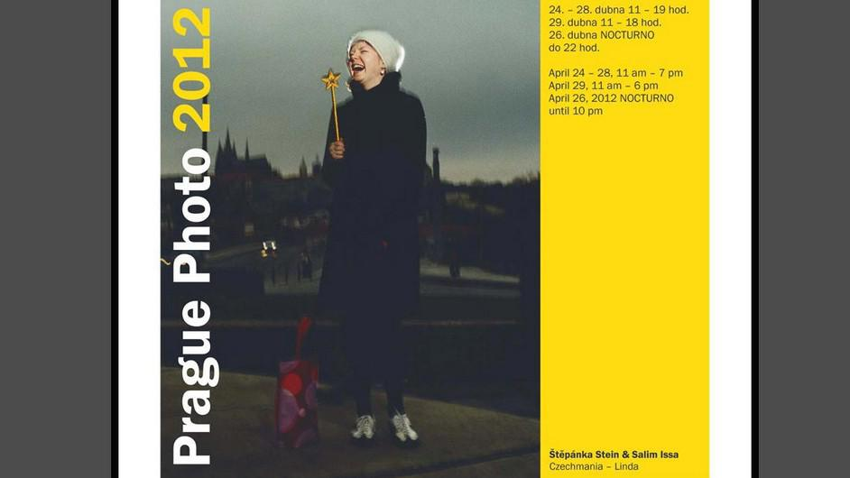 Prague Photo Festival 2012 / plakát