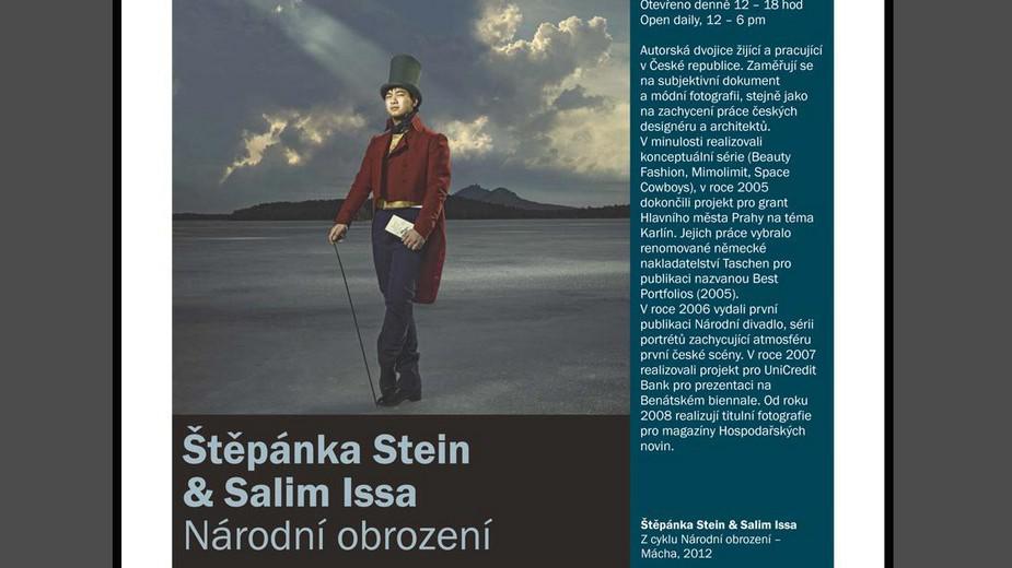 Prague Photo Festival 2012 / Š. Stein a S. Issa