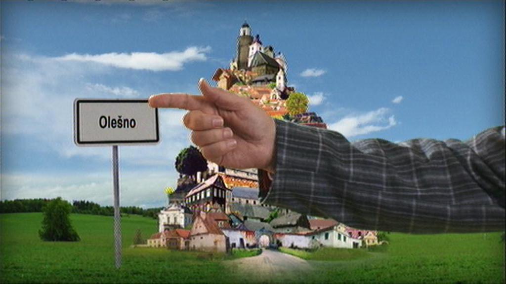 Vesnicopis - Olešno