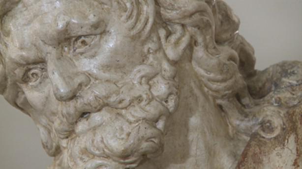 Jan Jiří Bendl / Sv. Izidor Madridský (detail)