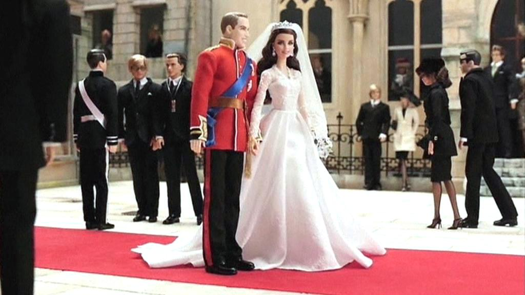 Panenky William a Kate
