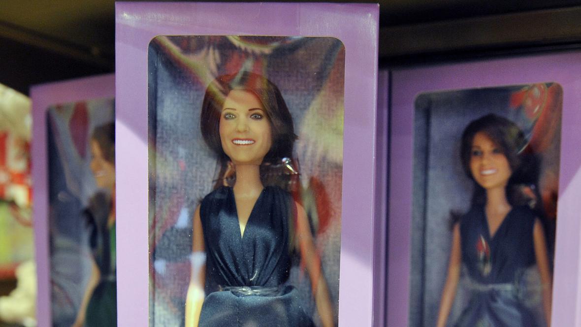 Panenka Kate Middletonové