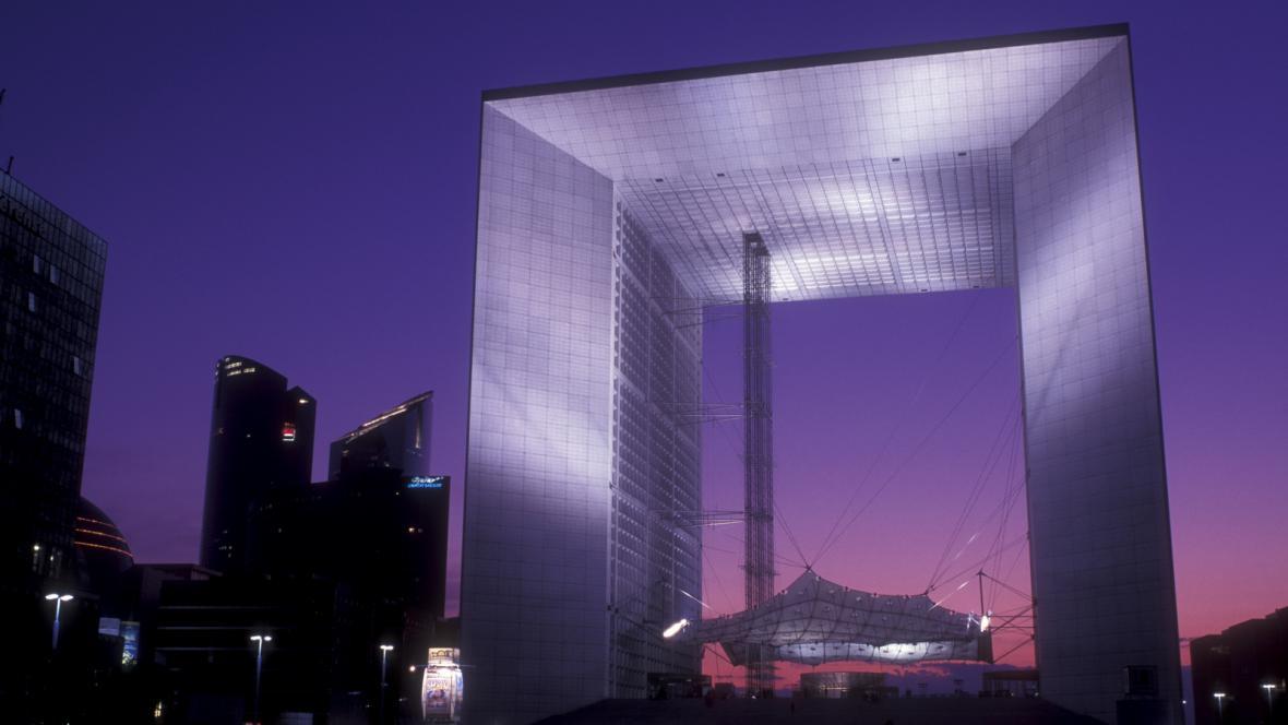 Finanční centrum Paříže