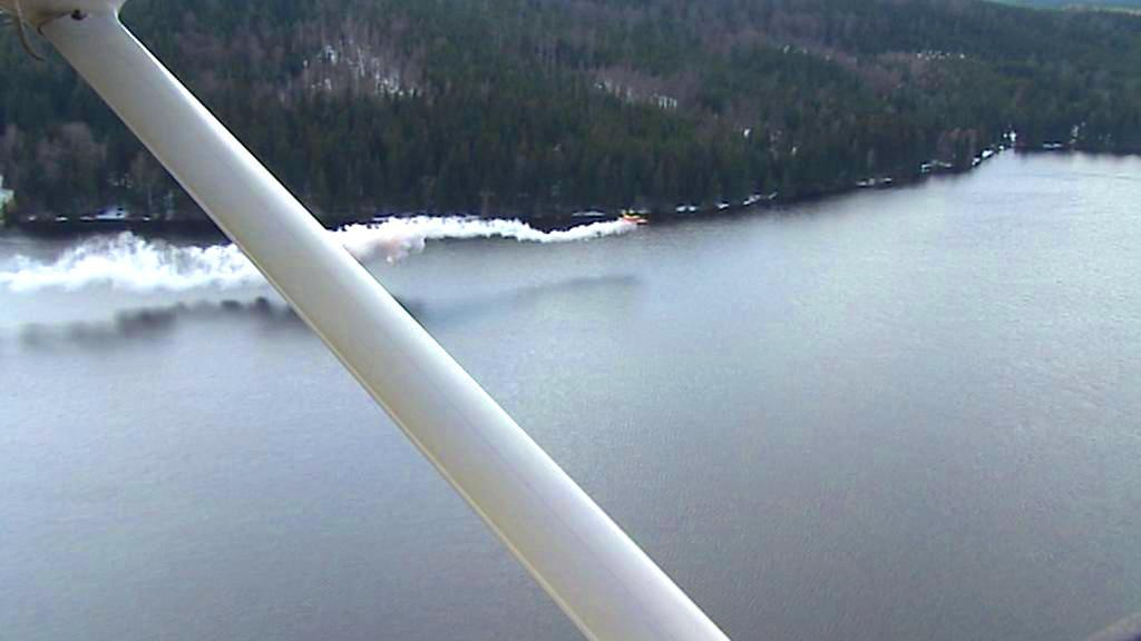 Vápnění přehrady